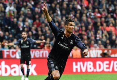 1-2. Cristiano levanta al campeón en una nueva conquista del Allianz