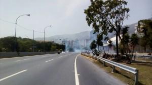 marcha autopista 1