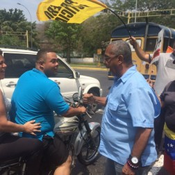 """El diputado de la Asamblea Nacional por el estado Aragua, José Trujillo, aseguró que el """"gobierno perdió ya el control del país"""""""