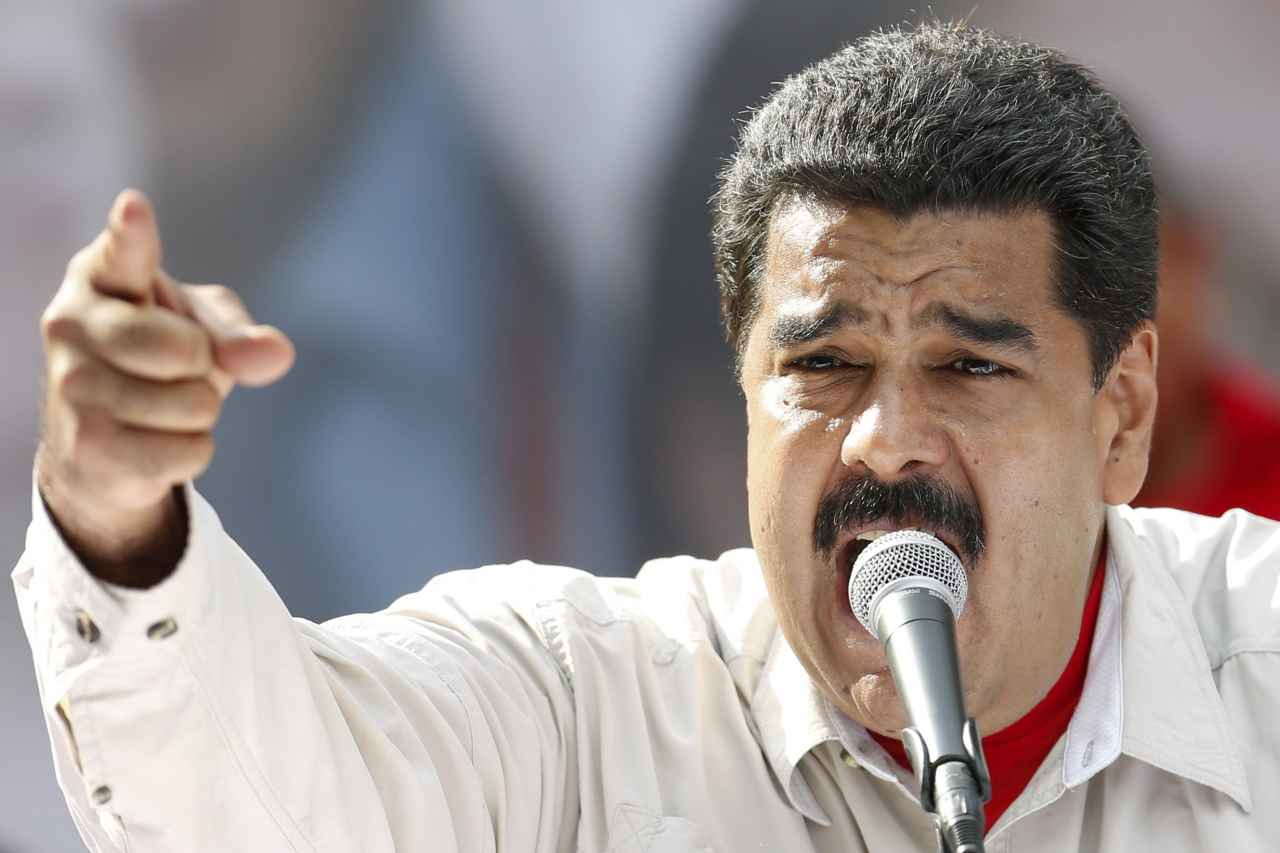 """Maduro planea demandar a Capriles por """"difamación"""" (VIDEO)"""