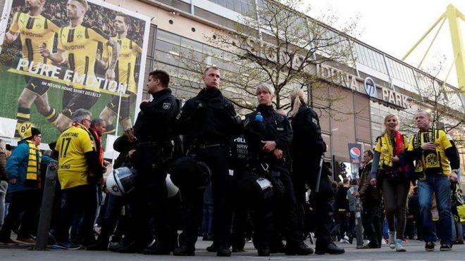 Reforzarán seguridad en partido Bayern-Real Madrid tras ataque de Dortmund