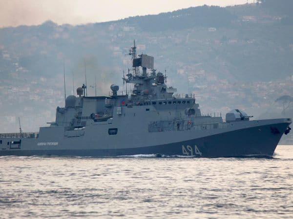 Rusia envió más buques de guerra a Siria, ante tensión con EE. UU.