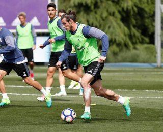 Bale regresa a los entrenamientos y el Madrid comienza a preparar el clásico