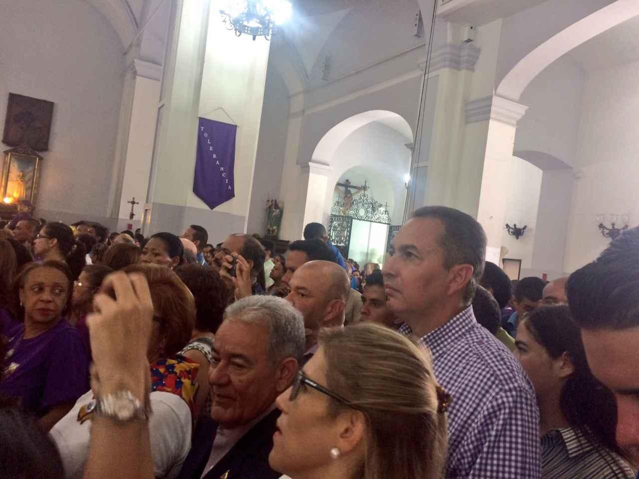 """Blanco sobre agresión en Basílica: """"Dios castiga sin piedra y sin palo, esperen su castigo divino"""""""