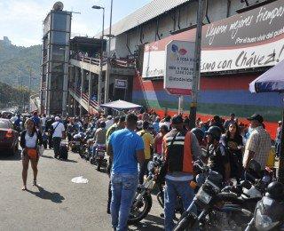 218 mil usuarios se han movilizado por el terminal La Bandera