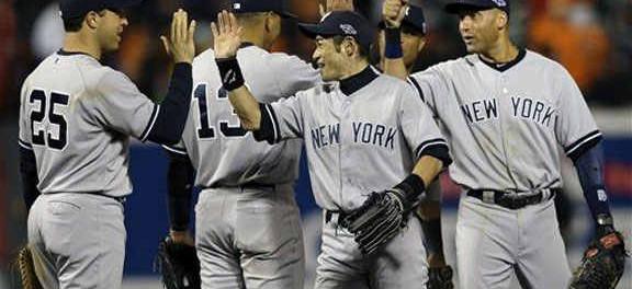 Yanquis de Nueva York es el equipo más costoso de las Grandes Ligas