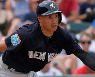 Ronald Torreyes responde a la necesidad de los Yankees
