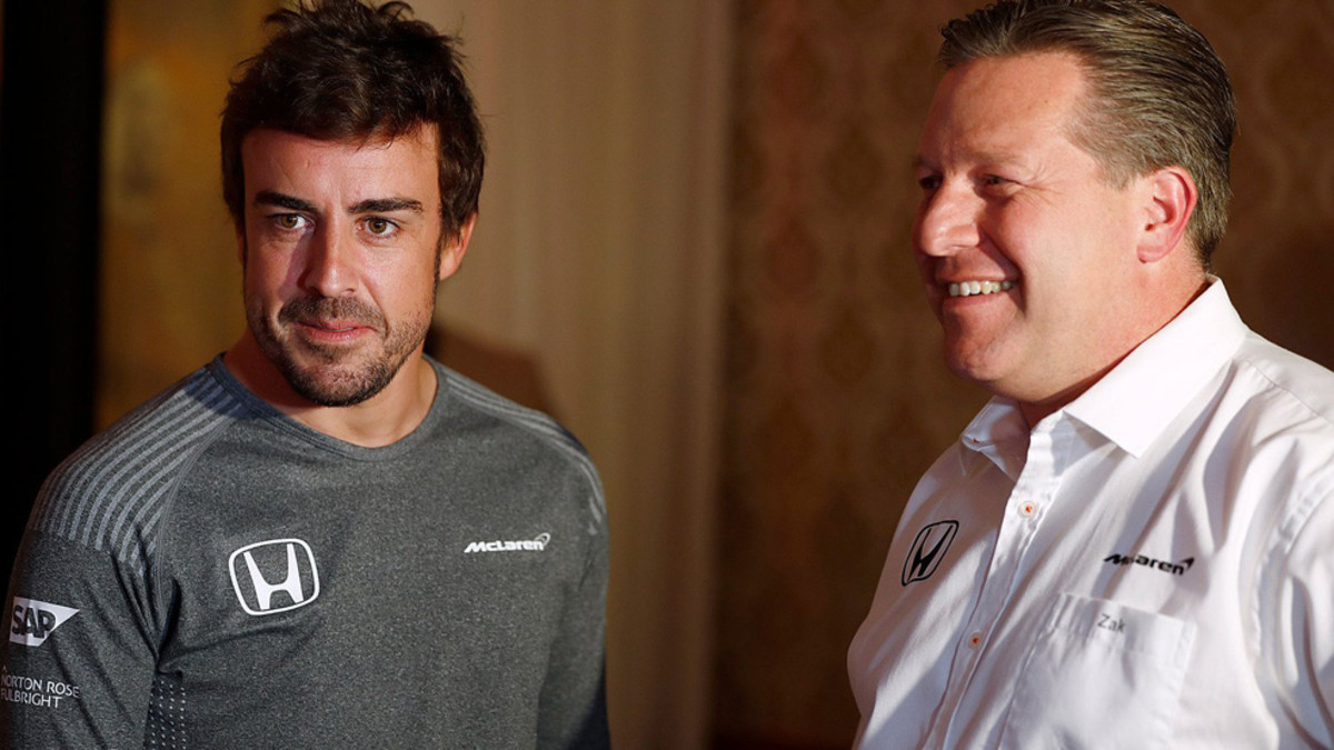 "Alonso: ""No voy a Indianapolis a ver pasar los coches, sino a ganar"""