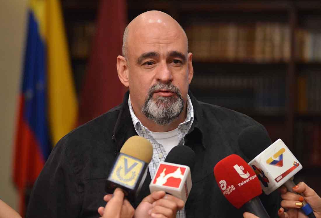 Ameliach: Daniel Queliz murió por disparo de un policía de Carabobo