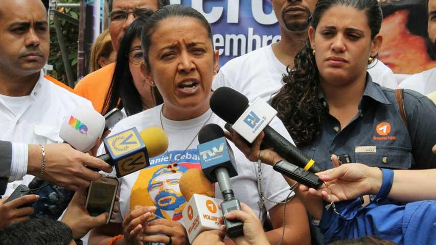 Arellano: Oposición mantendrá agenda de protestas en Semana Santa
