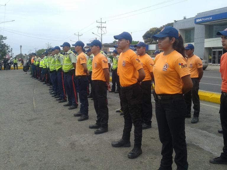 Arrancó operativo Semana Santa Segura 2017 en el municipio Mara