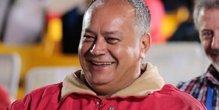 """Cabello: Dirigentes de la MUD, """"le dan sustancias a su gente, para que tengan animo"""""""