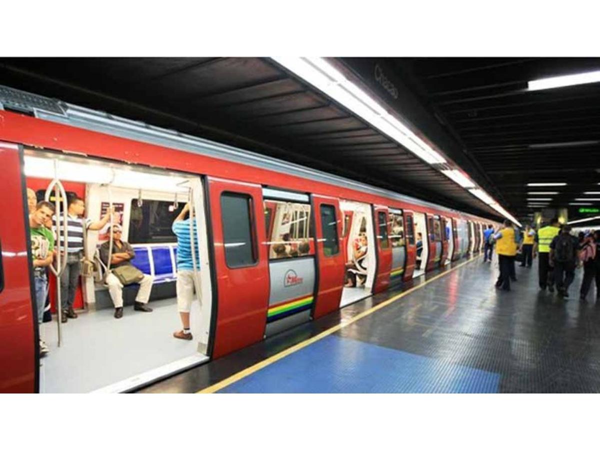 Cerradas 20 estaciones del Metro de Caracas la mañana de este jueves