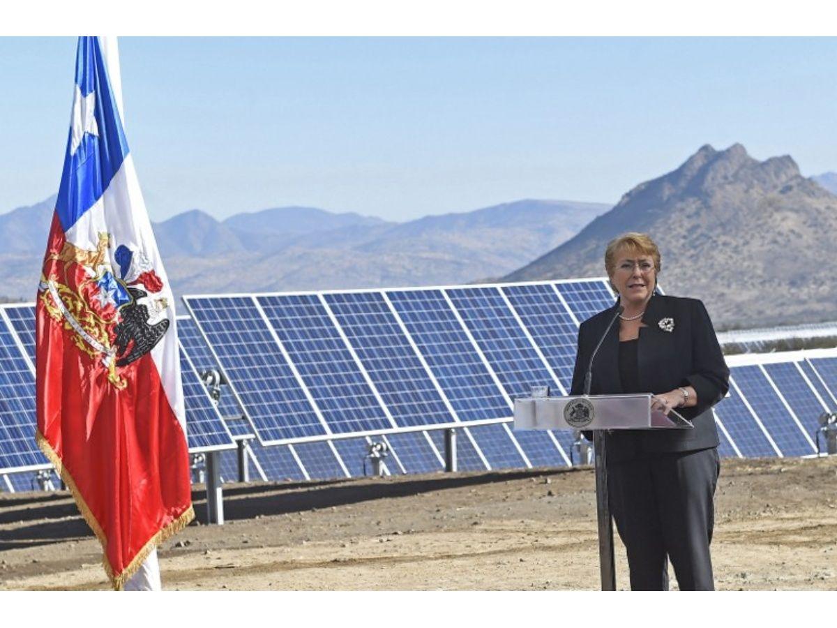 Chile promulga su adhesión al Acuerdo de París contra cambio climático