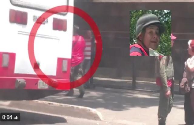 Equipo de TV Venezuela fue agredido por colectivos en El Paraíso