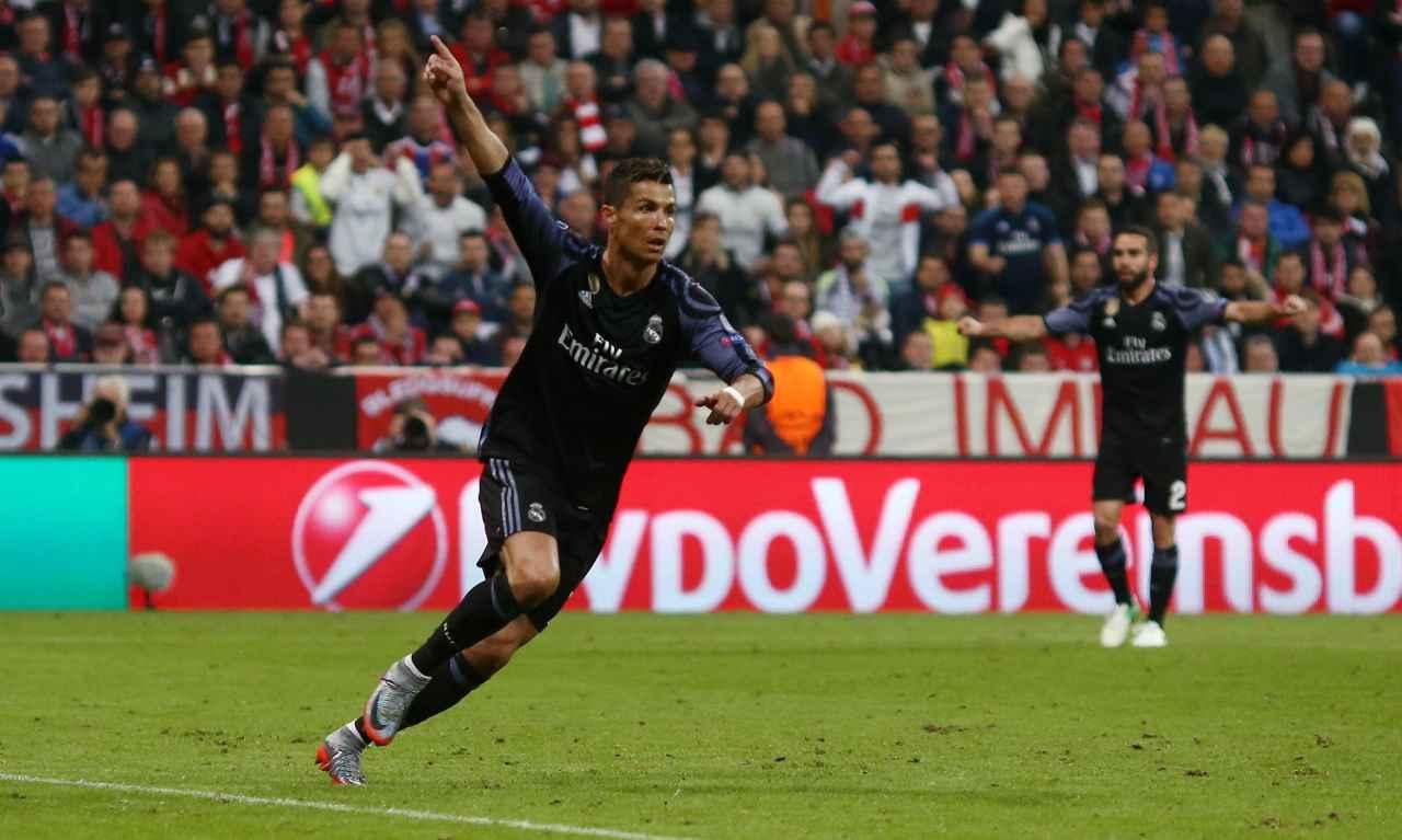 Cristiano Ronaldo alcanza los 100 goles en competiciones europeas de clubes