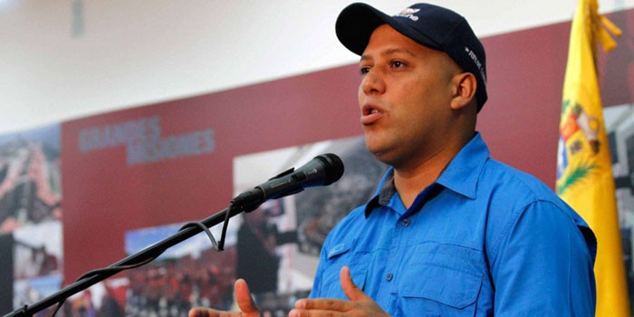 "Daniel Aponte: ""No queremos violencia, pero tampoco nos vamos a dejar tumbar"""