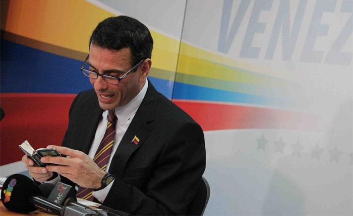 Detuvieron a sujetos que supuestamente iban a atacar residencia de Capriles