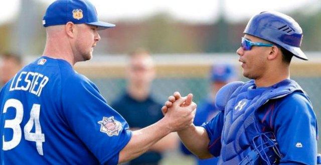 El criollo Wilson Contreras se reafirma como el catcher titular de los Cachorros