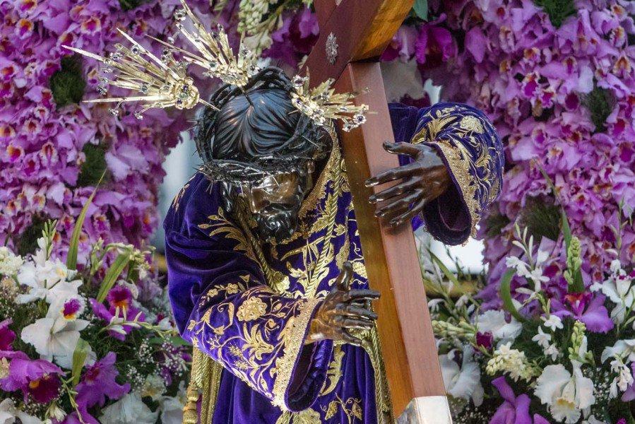 Este Miércoles Santo recordamos a Jesús de Nazareno