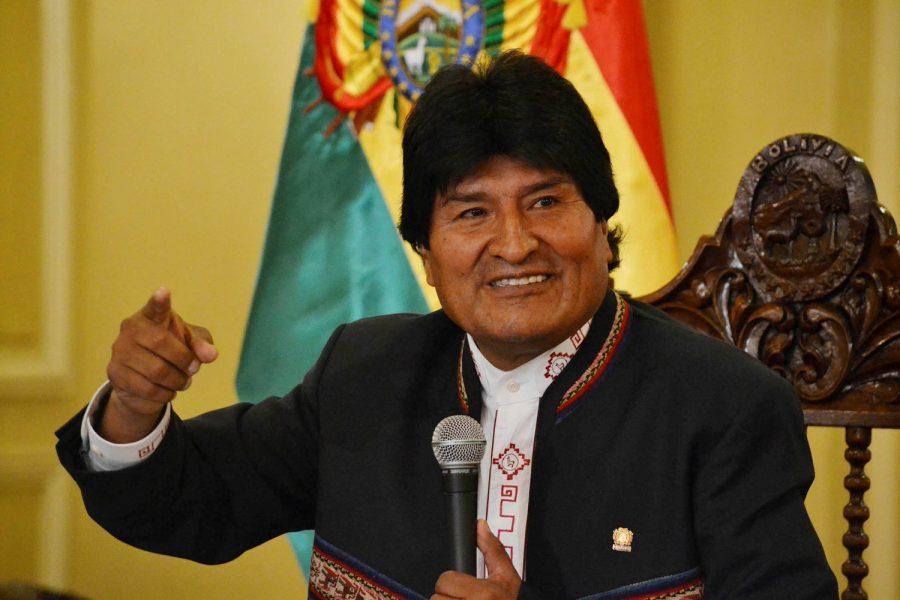 Evo Morales dice que Almagro es el culpable de la violencia en Venezuela