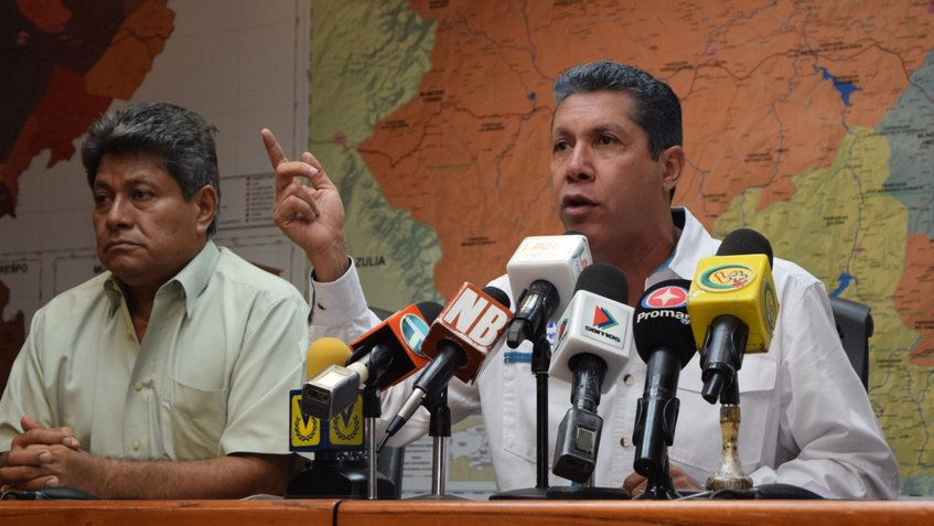 Falcón confirma dos fallecidos y 12 heridos de bala tras hechos irregulares en Lara