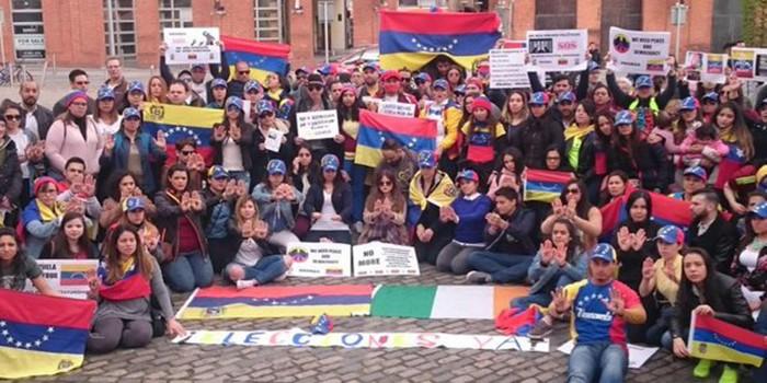 +FOTOS | Así fue la protesta mundial contra el gobierno de Nicolás Maduro