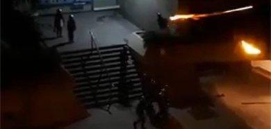 GNB disparó contra manifestantes y lanzó lacrimógenas en Candelaria (+Video)