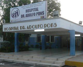 Milicianos del Hospital Adolfo Pons maltratan a médicos y pacientes
