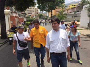 Armas: El gobierno perdió el control sobre el municipicio Libertador porque la gente no tiene miedo