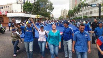 Elimar Díaz: Es la hora de esa Venezuela que despertó para no dormirse jamás