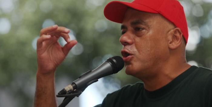 Jorge Rodríguez afirma que la oposición boicotea el diálogo para sembrar la violencia