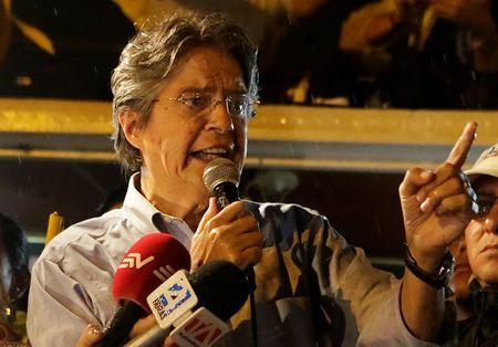 Lasso presenta impugnación formal al resultado de las presidenciales en Ecuador