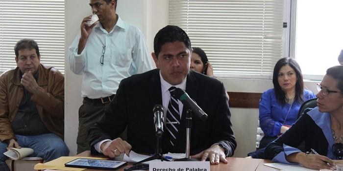 """Lester Toledo denunciará ante las Naciones Unidas el """"golpe de Estado"""" en Venezuela"""