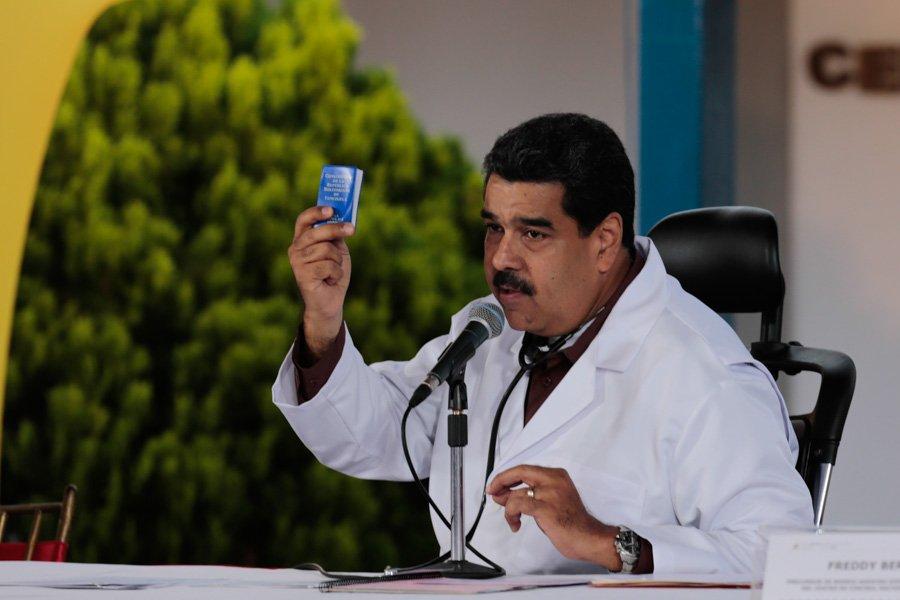 Maduro amenazó con revelar detalles del Proceso de Paz con Farc