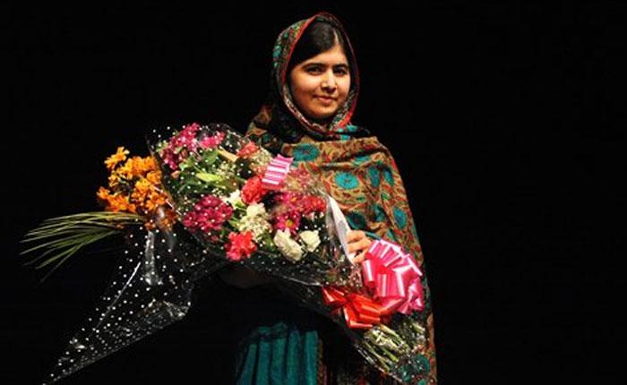 Malala incluyó a Venezuela en su discurso en parlamento canadiense