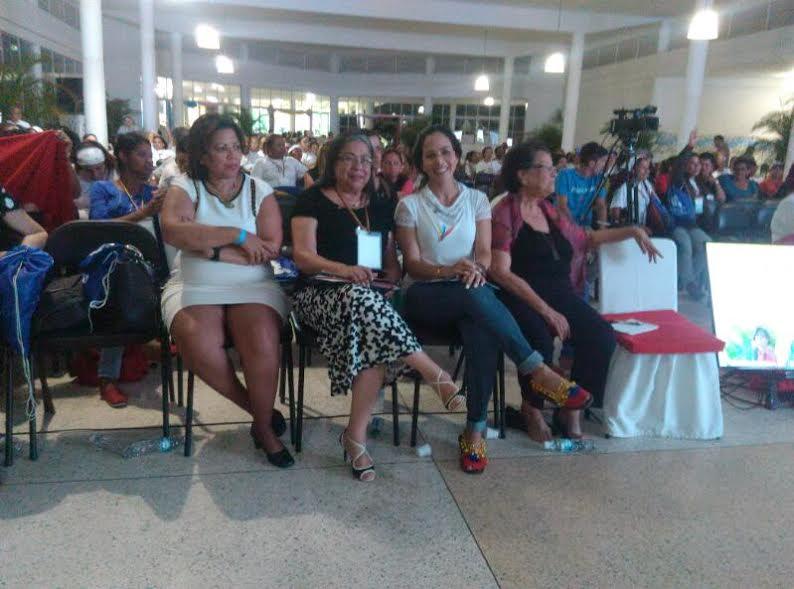 """Margarita Padrón de Arias: """"Como mujeres debemos trabajar unidas para seguir garantizando la unión entre Colombia y Venezuela"""""""