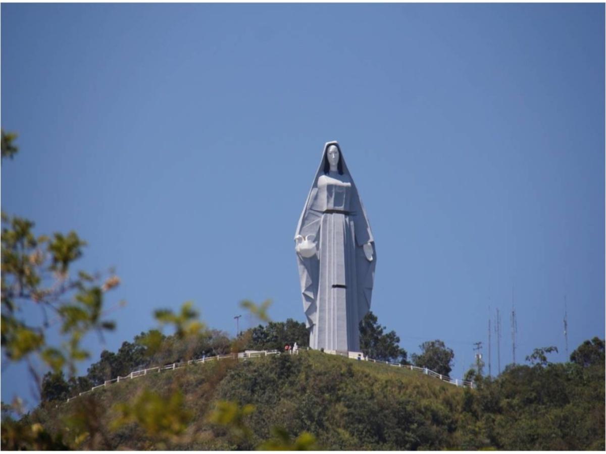 Monumento a La Paz y santuario de Isnotú, rutas para turismo religioso por excelencia en Trujillo
