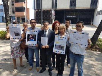 Rojas Pérez a Ortega Díaz: No sea cómplice de la represión del Gobierno