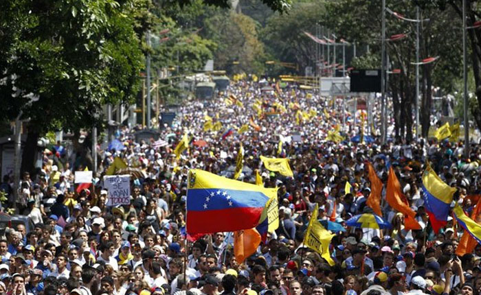 MUD convocó a manifestar mañana 13 de abril