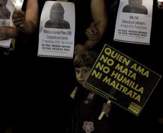 Mujer de 21 años es la víctima número 13 de feminicidio en Chile