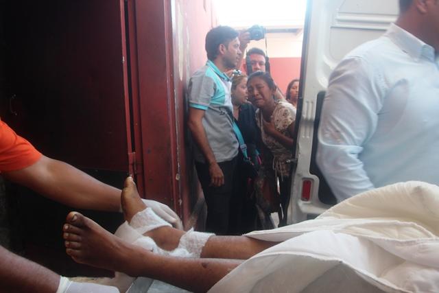 Murió obrero al recibir fuerte descarga eléctrica en el barrio EL Modelo – DiarioRepublica.com