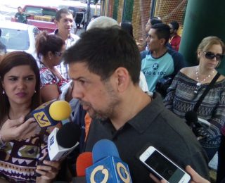 Ocariz denuncia asesinato de hombre durante protesta en barrio 5 de julio