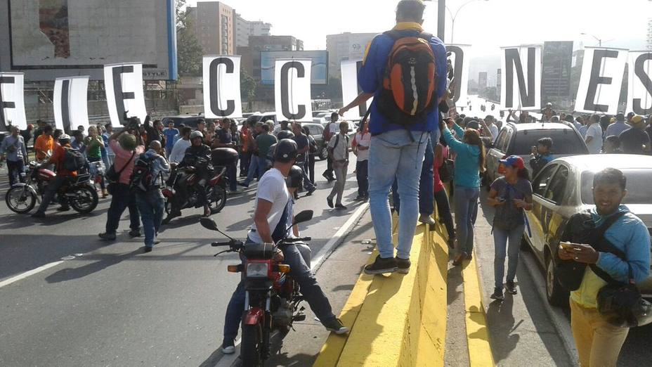 Oposición reitera llamado a movilizarse este jueves