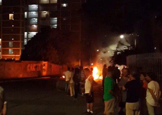 Paramilitares y GNB generan tensa situación en El Valle tras fuerte cacerolazo (Video)