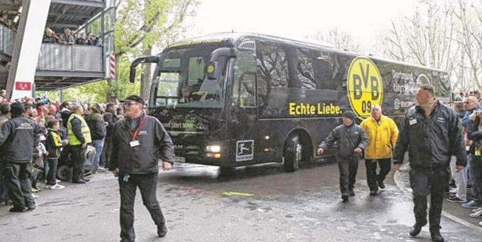 Policía alemana investiga si las explosiones en Dortmund son ataque islamista