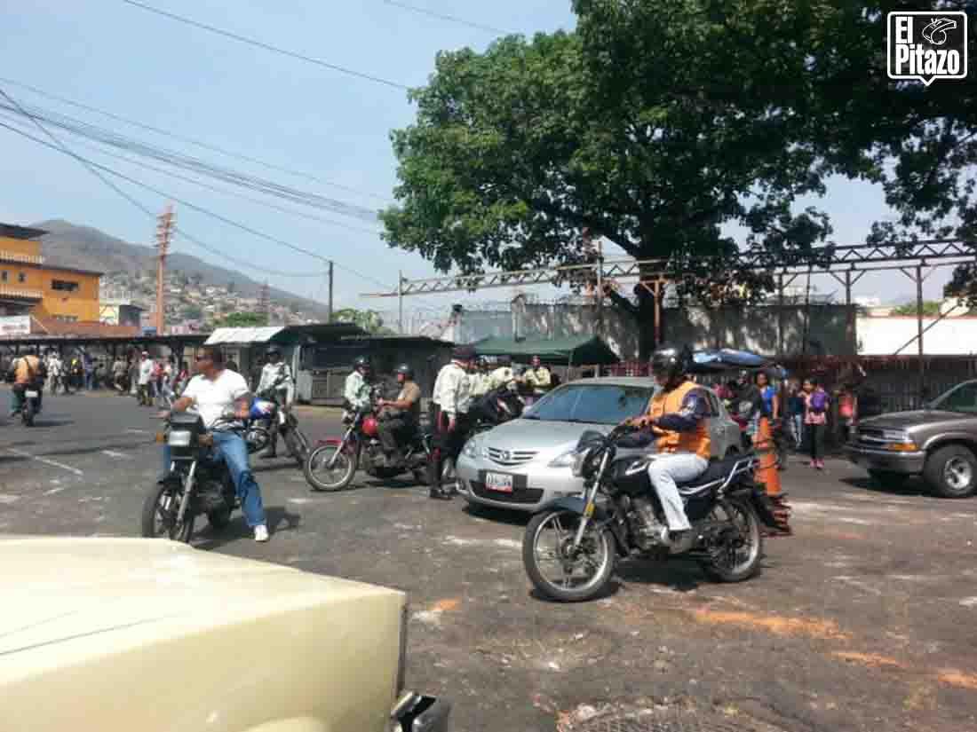 Policía Nacional, Municipal y Cicpc amanecen en La Vega