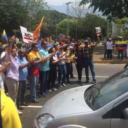 Diputado José Trujillo: El Gobierno perdió el control del país