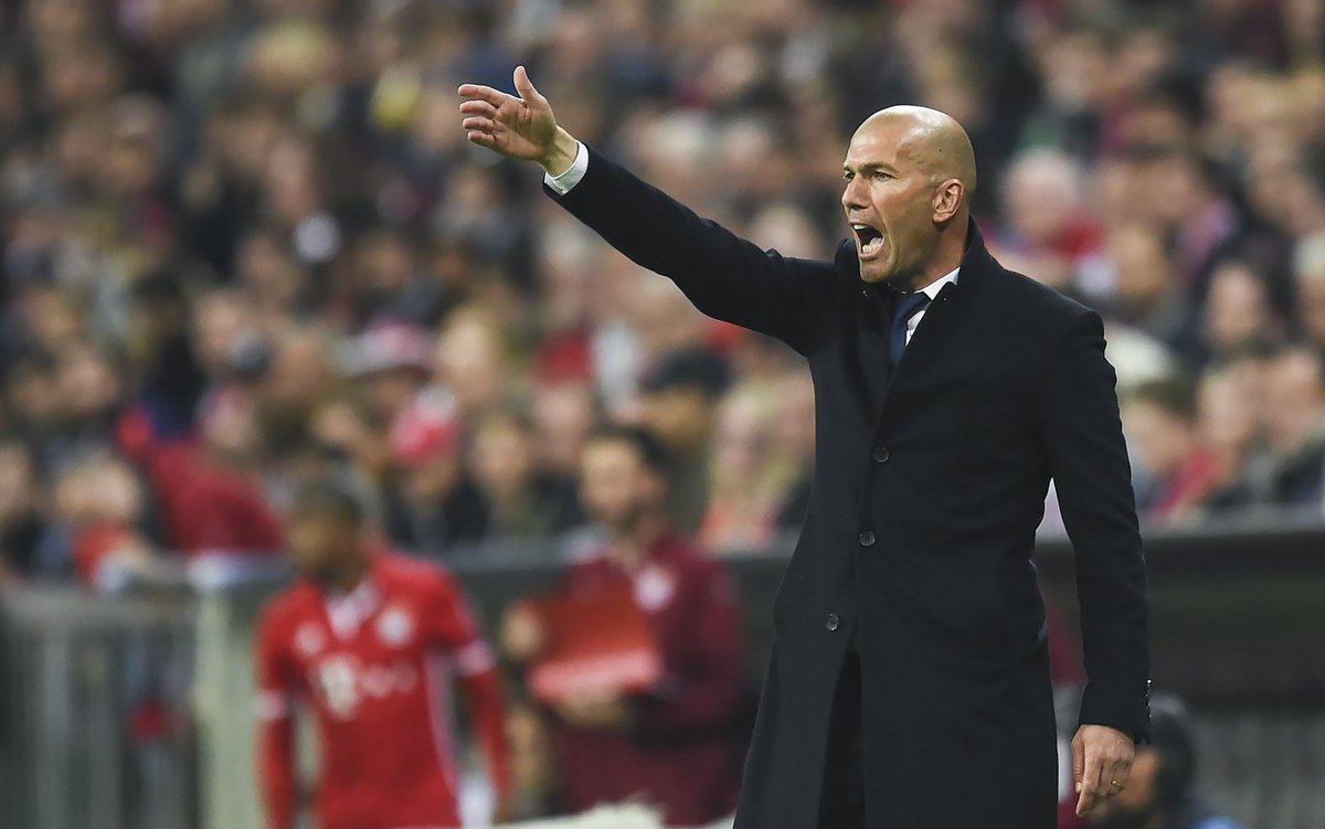 """""""Pudimos haber marcado más goles"""", afirma Zidane"""
