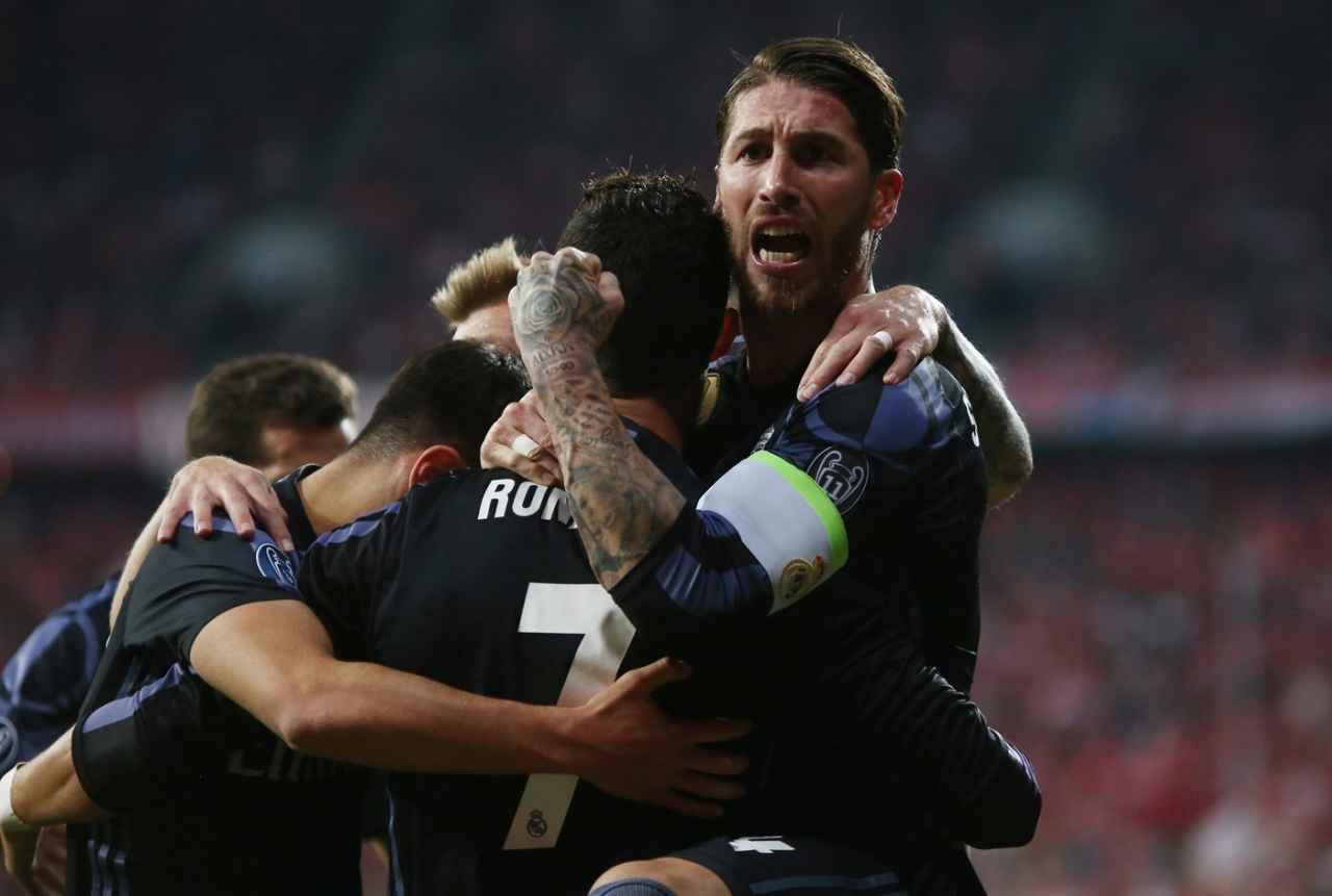 Real Madrid doblegó al Bayern en la ida de los cuartos de final de la Champions